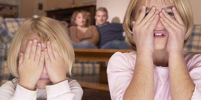 kinderen bij scheiding